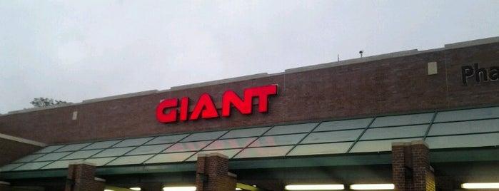 Giant is one of Tempat yang Disukai Matt.
