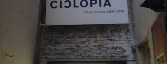 Ciclopia is one of Wien.