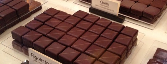 La Maison Du Chocolat is one of NYC Favorites.