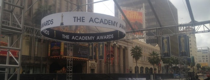 The Oscar's 2012 - Academy Awards is one of Fabioさんのお気に入りスポット.