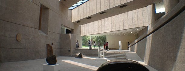 Museo Tamayo is one of 2017 City Guide: México City.