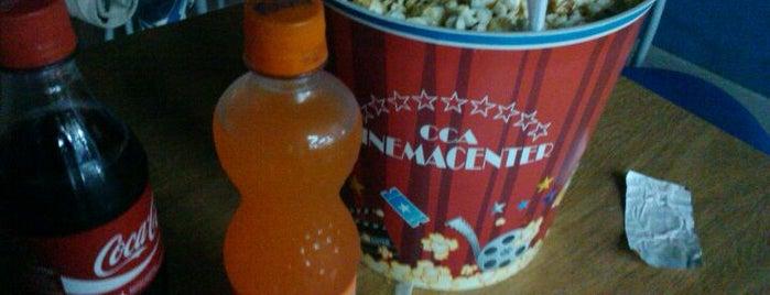 Cinemacenter is one of Cines de la Argentina.