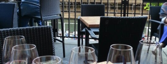 Rittergut Wine Bar & Social Club is one of Chicago Patios.