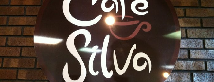 Cafe Silva is one of Posti salvati di Jeff.