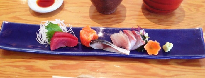 Mori Sushi is one of To-Do List/Places to Go.