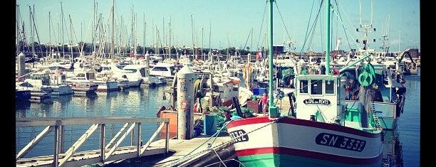 Port de la Turballe is one of Bretagne.