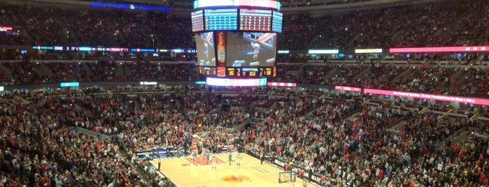 United Center is one of Parents in Town!.