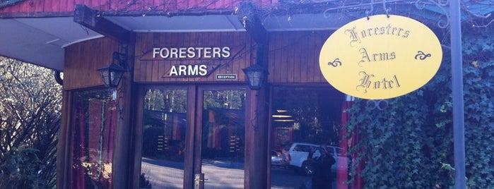 Forester Arms Hotel is one of hotel, b&b... for a nice stay.