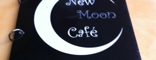 New Moon Café is one of #CafePendienteDF.