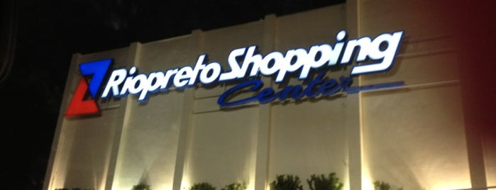 Rio Preto Shopping Center is one of Shopping,Lojas e Supermercados.
