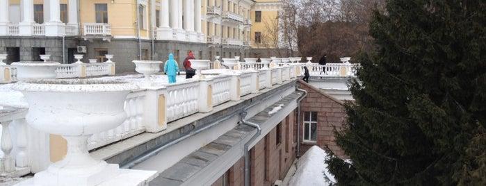 Музей-усадьба «Архангельское» is one of Сады.