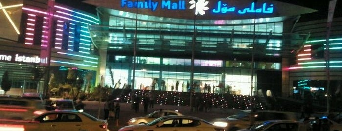 Family Mall is one of Tempat yang Disukai Süleyman.
