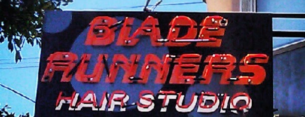 Blade Runners is one of สถานที่ที่บันทึกไว้ของ Robert.