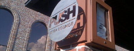 Push Ultra Lounge is one of Guide to St Petersburg's best spots.
