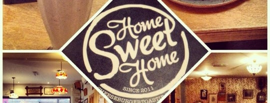 Home Sweet Home is one of Manchester.