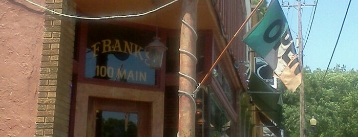 Frank's of Parkville is one of Northtown.