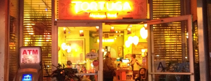 Hotel Tortuga is one of Favorite Vegan(friendly) Restaurants.