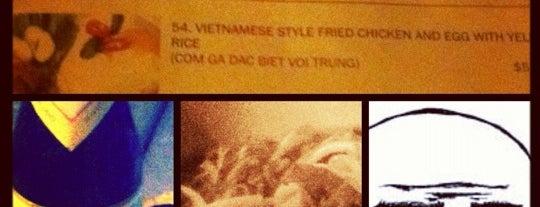Little Vietnam Restaurant and Cafe is one of Catherine'nin Beğendiği Mekanlar.