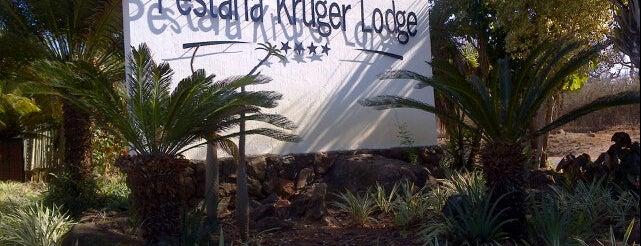 Pestana Kruger Lodge is one of Pestana Hotels & Resorts.