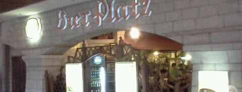 Bier Platz is one of Good.