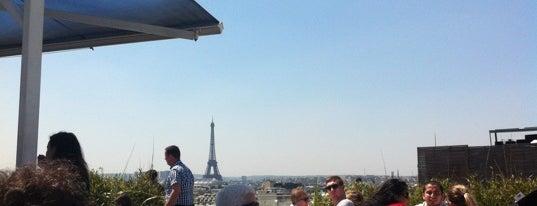 Terrasse du Printemps Haussman is one of Paris Places To Visit.