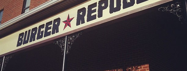 Burger Republic is one of Nashville.