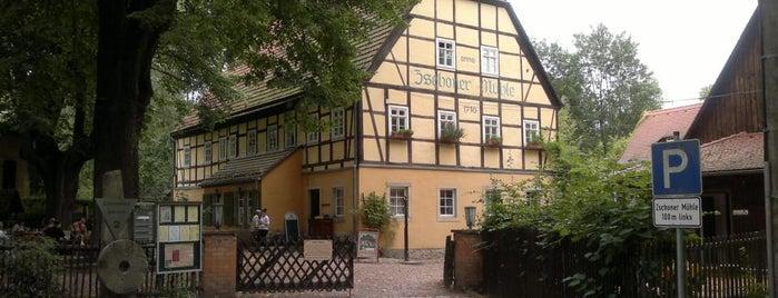 Zschoner Mühle is one of Posti che sono piaciuti a Christian.