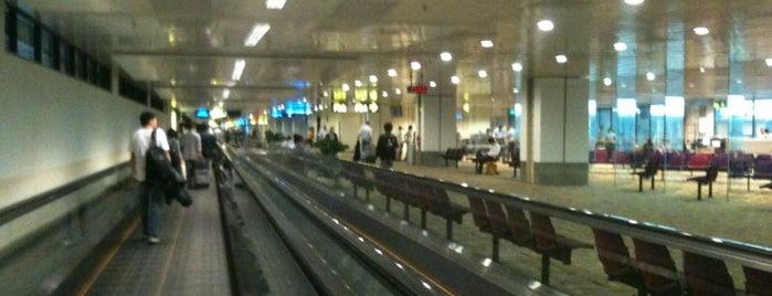 Flughafen Singapur Changi (SIN) is one of สนามบินนานาชาติ (1).