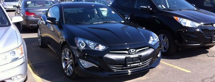 Meridian Hyundai is one of Lindsayeさんのお気に入りスポット.