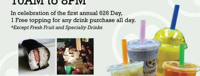Grandpa's Tea House 公公茶 is one of 626 Day 2012.