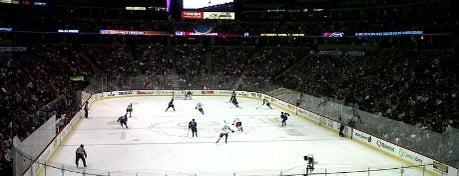Ball Arena is one of NHL (National Hockey League) Arenas.