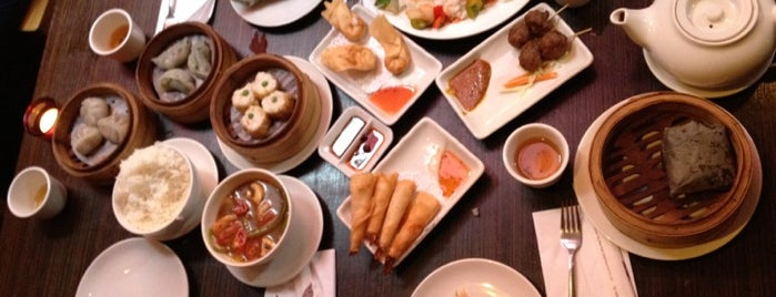 Yum Cha Silk & Spice is one of london.