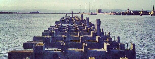 Leith Docks is one of Edinburgh To Do Before Graduating List.