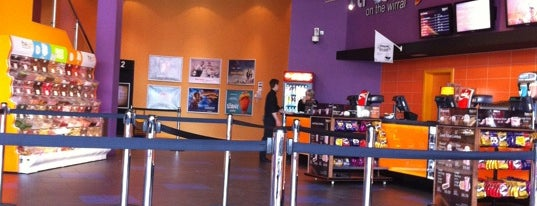 The Light Cinema is one of สถานที่ที่บันทึกไว้ของ Di.