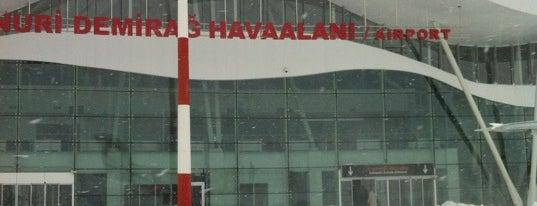 Sivas Nuri Demirağ Havalimanı (VAS) is one of Türkiye'deki Havalimanları.