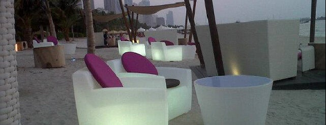 Jetty Lounge is one of The Dog's Bollocks' Dubai.