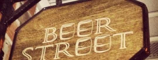Beer Street is one of Craft Beer NYC & Brooklyn.
