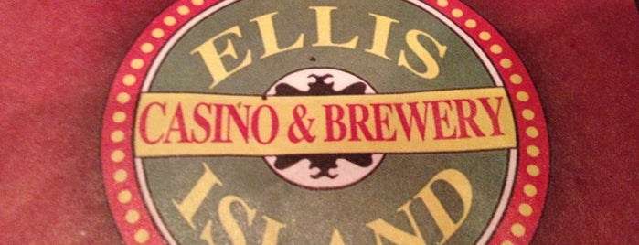 Ellis Island Brewing Company is one of Vegas.
