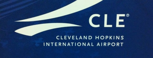 Cleveland Hopkins International Airport (CLE) is one of Airports around the World.