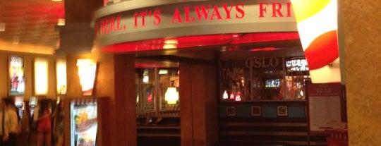 TGI Fridays is one of Las Vegas.