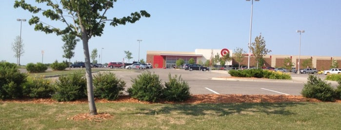 Target is one of Bev's Liked Places.