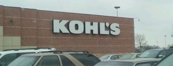 Kohl's is one of Locais curtidos por Lou.
