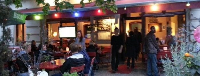 Bar Gagarin is one of Funky Berlin.
