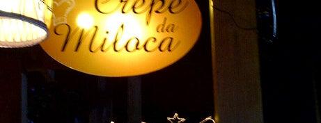 Miloca Crepes e Hamburgues is one of Trancoso/Espelho/Caraiva.