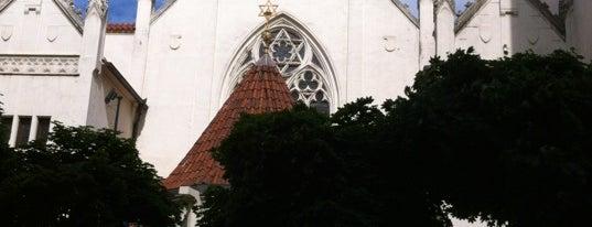 Maiselova synagoga | Maisel Synagogue is one of Posti che sono piaciuti a Amit.