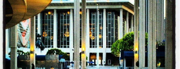 Dorothy Chandler Pavilion is one of LA baby.