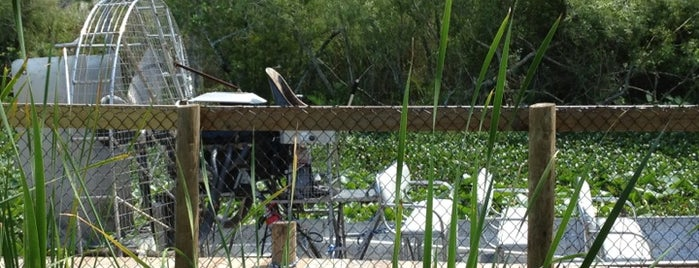 Billie Swamp Safari is one of Michael: сохраненные места.
