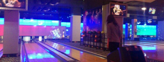 oceanpark - bowling, billiard, games and lounge is one of Michael : понравившиеся места.