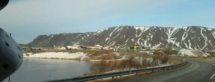 Selfoss is one of Iceland '12.