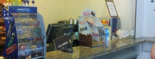 Coffee Break UFT is one of Santiago.